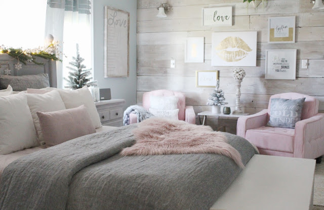 Sweet and Charming Bedroom decor ideas