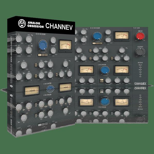 Analog Obsession CHANNEV v1.3 Full version