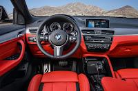 BMW X2 M35i (2019) Dashboard