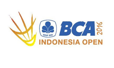 BCA Indonesia Open 2016