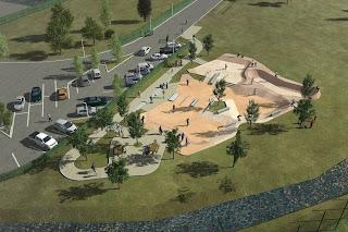 nouveau skatepark oyonnax