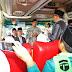 Lepas Kloter 1 Embarkasi Surabaya, Menteri Lukman Berpesan Jemaah Haji Jalankan Ibadah Sebaik-baiknya