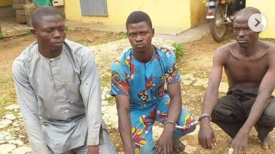 Man butchers his younger brother for rituals in Kwara state