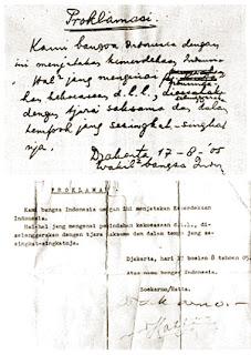 Perbedaan-Teks-Naskah-Asli-dan-Otentik-Proklamasi-Kemerdekaan-Indonesia-17-agustus-1945