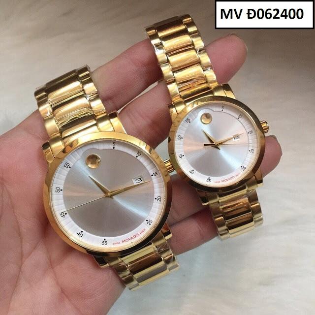 Đồng hồ đeo tay Movado Đ012400