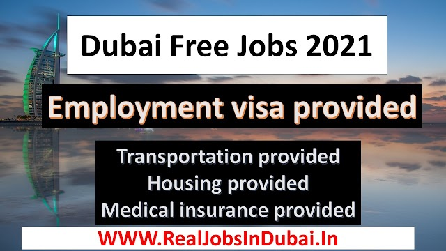Latest New Online Jobs In UAE 2021