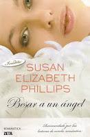 Reseña Besar a un ángel
