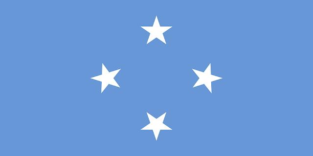 Bandera de Estados Federados de Micronesia