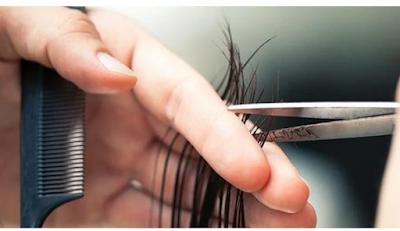 Sering Cukur Rambut Bikin lebih cepat panjang, Benarkah?