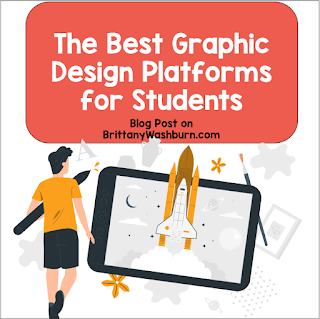 Here are some free and cheap graphic design tools students can use either in class or at home.