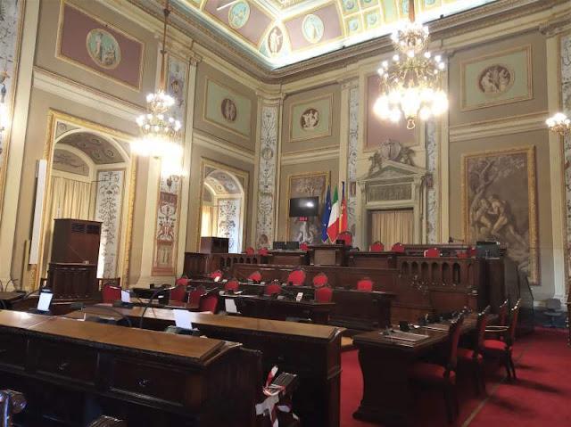 Sala d'Ercole Palazzo dei Normanni