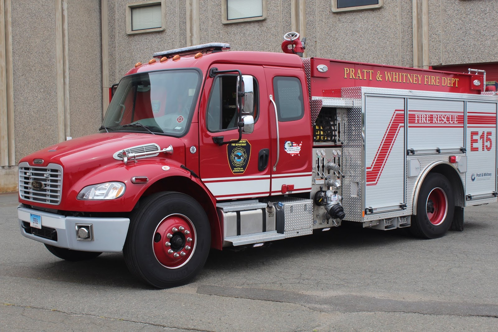Fire Mike On All Things Fire Pratt Amp Whitney Fire Dept