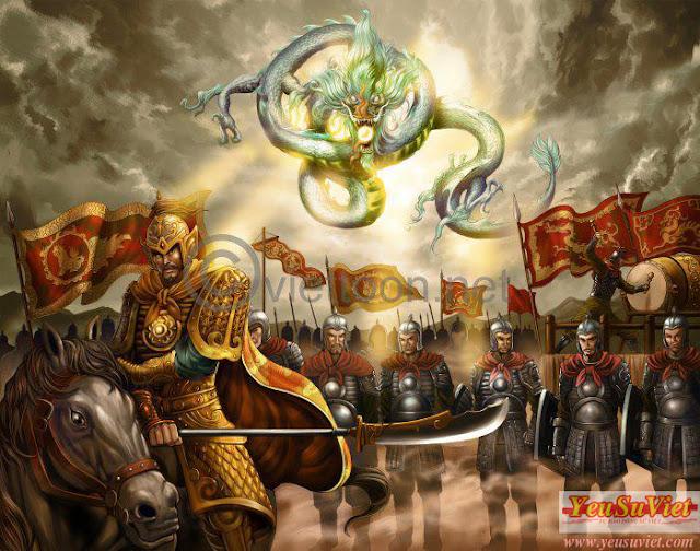 lịch sử việt nam, yêu sử việt, thập đạo tướng quân lê hoàn, chiến tranh đại cồ việt đại tống, dương vân nga
