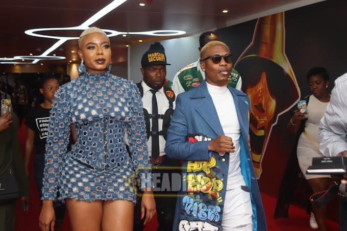 Headies 2019: Here are all the winners at the 13th edition of music award