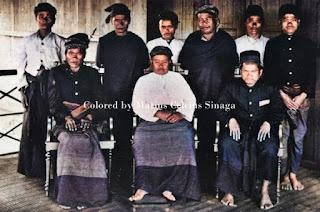 tuan rahalim raja purba dari sumatera utara bagian timur