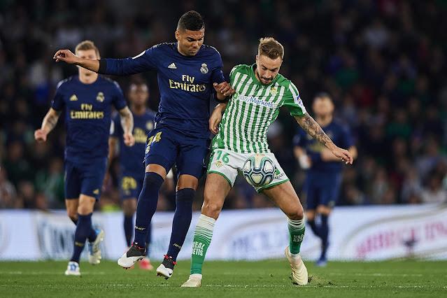 Betis vs Real Madrid: Đánh gục nhà vô địch
