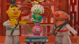 Sesame Street Bert and Ernie's Great Adventures Kung Fu