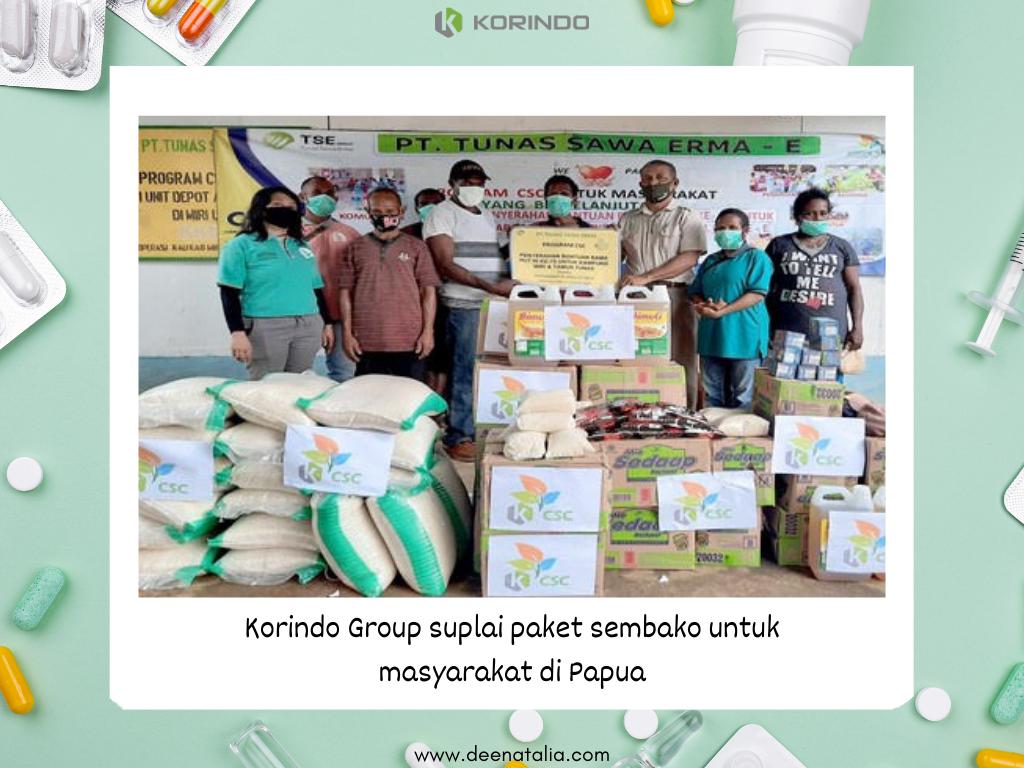 Kontribusi Korindo Group