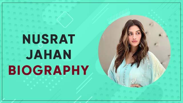 Nusrat Jahan wiki, Biography, Husband, Family, Husband, Movie List, Contact, Height, Weight
