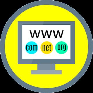Menentukan nama domain