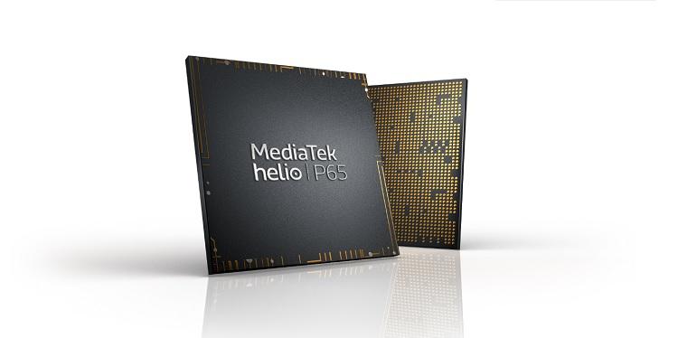 MediaTek Launches Helio P65