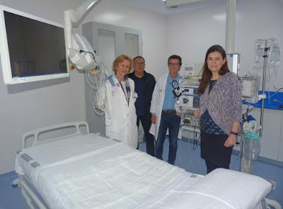 Sanitat destina 21,8 millones al departamento sanitario de Sant Joan a través del Plan de Dignificación de Infraestructuras
