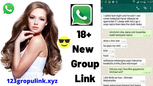 Join 700+ 18+ whatsapp group link
