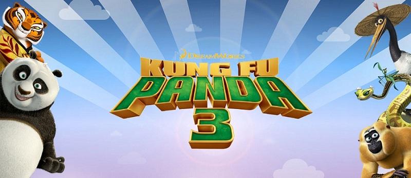 Pietro saba world: kung fu panda 3 2016