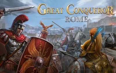 Great Conqueror:Rome Apk for Android (Full Paid)