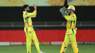 SRH vs CSK 29th Match IPL 2020 Highlights