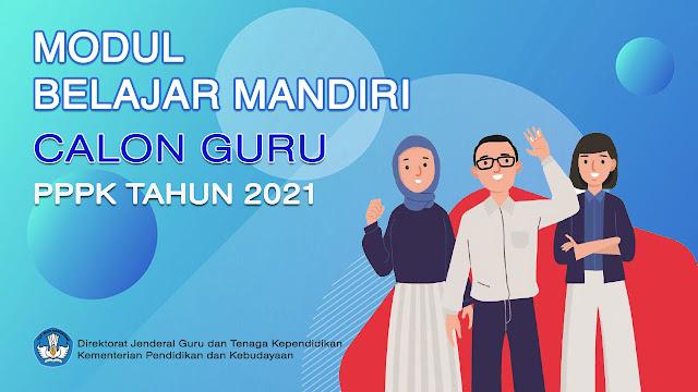 Modul PPPK Tahun 2021