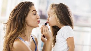 Moda y maquillaje para nuevas madres