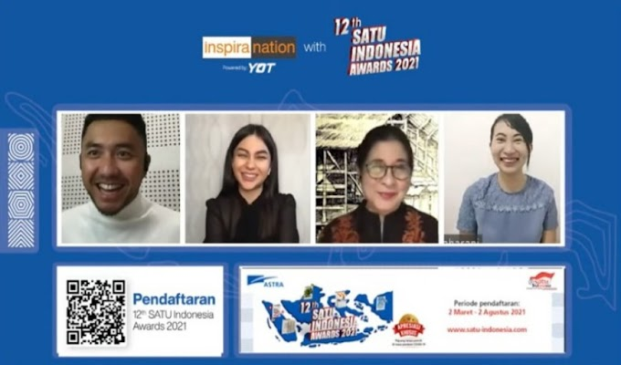 SATU Indonesia Awards Gali Inspirasi Tingkatkan Kesehatan Bangsa