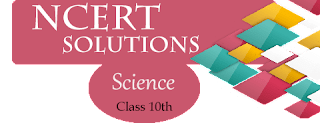 NCERT Solutions of Science - Class 10th