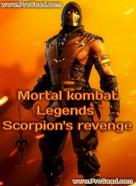 mortal kombat legends scorpion's revenge Download full Movie