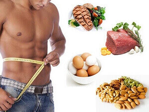 vücut geliştirmede protein