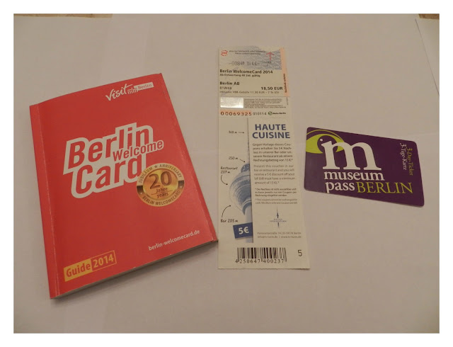 Berlin Welcome Card e Museum Pass Berlin
