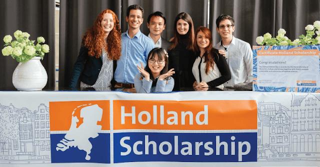 منحة الحكومة الهولندية 2021 بعدة امتيازات وفي مختلف التخصصات