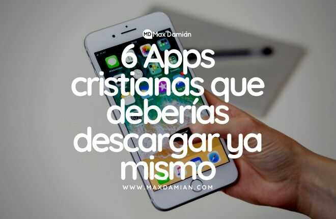 Apps cristianas para descargar
