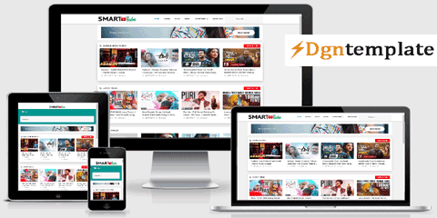Smart tube Responsive Blogger Template | high quality themes