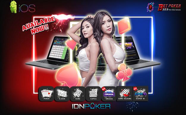 Ceme Keliling Online IDN Play Paling Aman