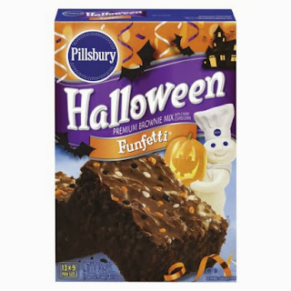 Halloween Brownies by Pillsbury