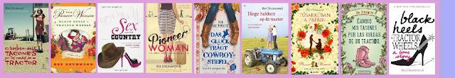 portadas del libro Cambio mis tacones por las ruedas de un tractor