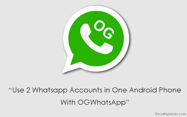 GBWhatsApp v2.90 (Dual Whatsapp)