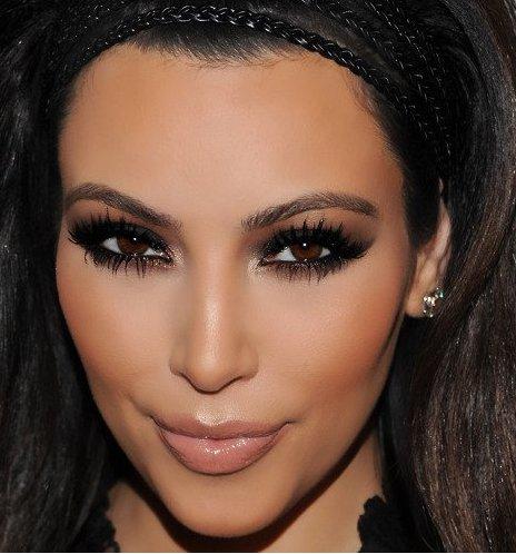 Makeup your Jangsara Tutorial Kim Kardashian smokey eye