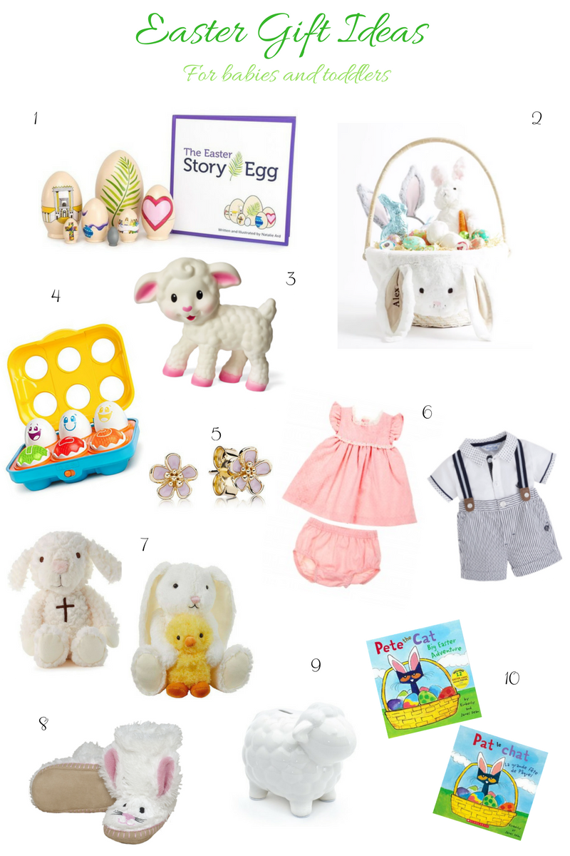 Viva la dolce easter gift ideas babies and toddlers easter gift ideas babies and toddlers negle