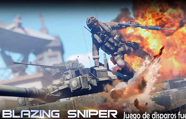 blazing sniper offline