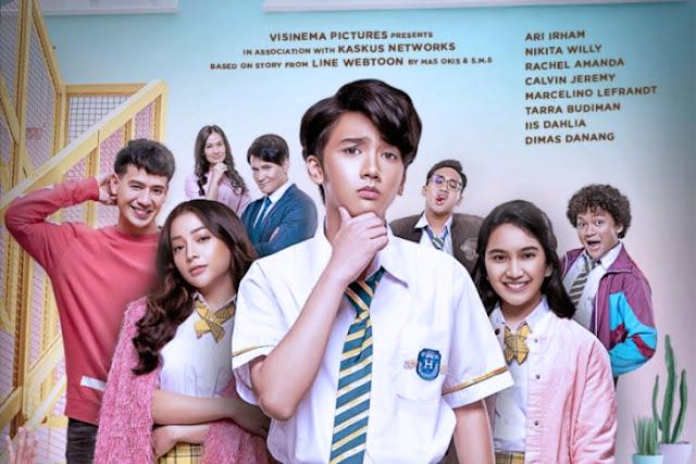 """Visinema Rilis Trailer Pertama Film """"Terlalu Tampan"""""""