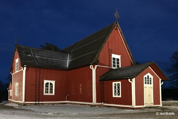 Kustavin kirkko