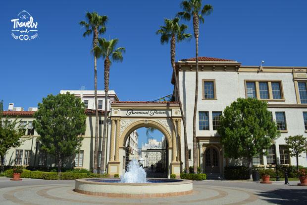 Estudios de cine en California Paramount Pictures Studio